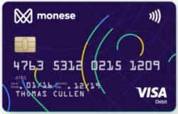 esempio carta monese