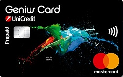 esempio genius card unicredit