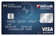 hilton card