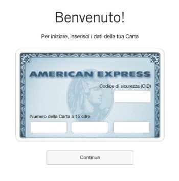 accesso internet banking american express