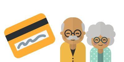 carta di credito per pensionati