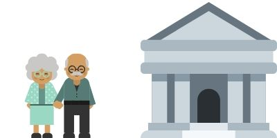 pensionati in banca