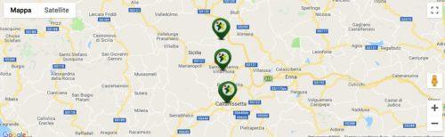 cartina localizzazione punti vendita sisalpay
