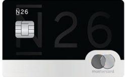 carta mastercard black n26