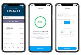 schermata app hype plus saldo disponibile e credito residui hype credit boost