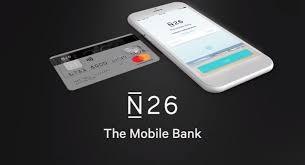 esempio carta app e conto n26