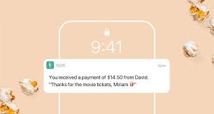 messaggio ricezione soldi moneybeam