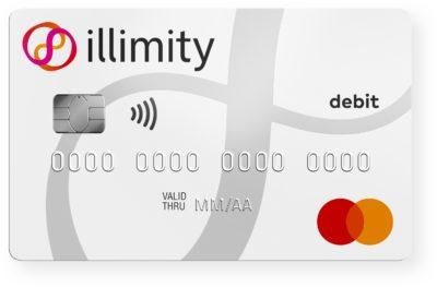 immagine carta di debito illimity
