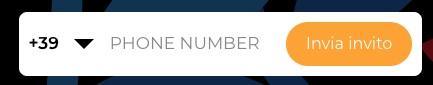 inserisci numero bunq