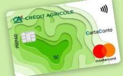 carta prepagata credit agricole