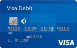 carta visa debit