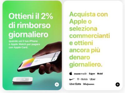 cashback apple card