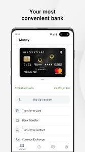 app per gestire blackcatcard