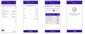 simulazione app easy shopping nexi