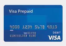 esempio di carta prepagata visa